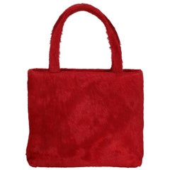 Sergio Rossi Woman Handbag Red Leather