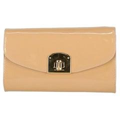 Sergio Rossi  Women   Handbags   Beige Leather