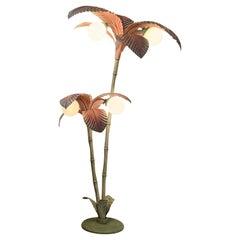Sergio Terzani Palm Tree Floor Lamp