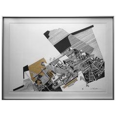 Serie Ciudad / Kidghe / Artist / Contemporary