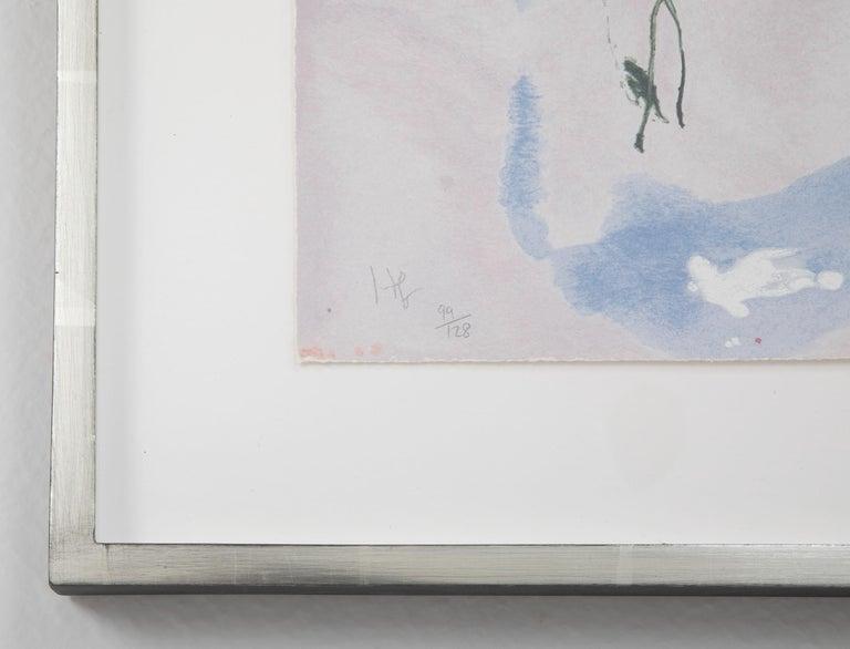 Serigraph by Helen Frankenthaler Titled