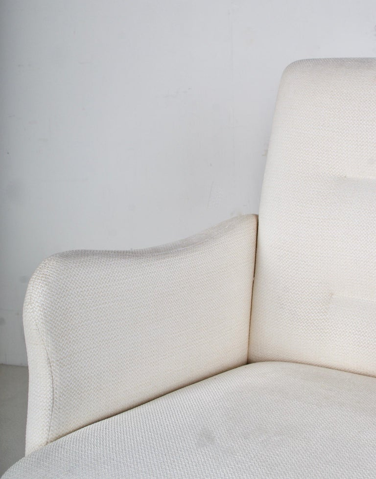 Serpentine Armchair by Therien Studio For Sale 3