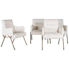 Serpentine Armchair by Therien Studio
