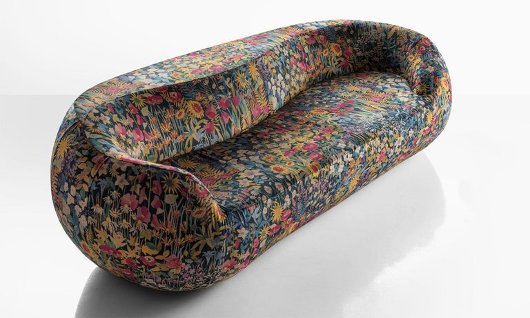 Italian Modern Sofa, Italy, circa 1970 For Sale