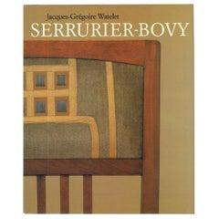 Serrurier-Bovy from Art Nouveau to Art Deco, Book