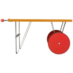 Serving Table, Italy, 1980