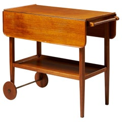 Serving Trolley, Anonymous, Sweden, 1950's