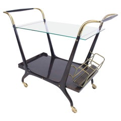 Serving Trolley in the Style of Cesare Lacca