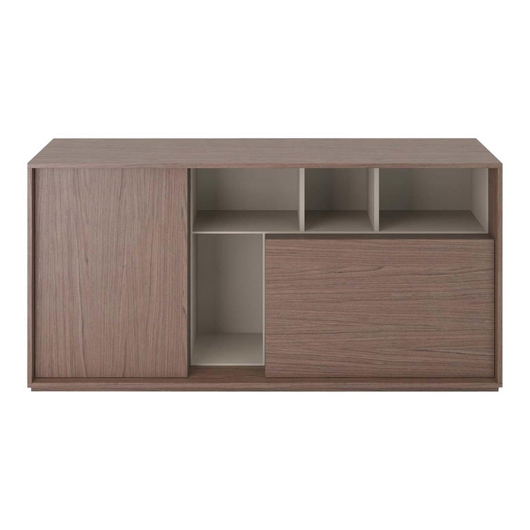 Sessanta Low Sideboard For Sale