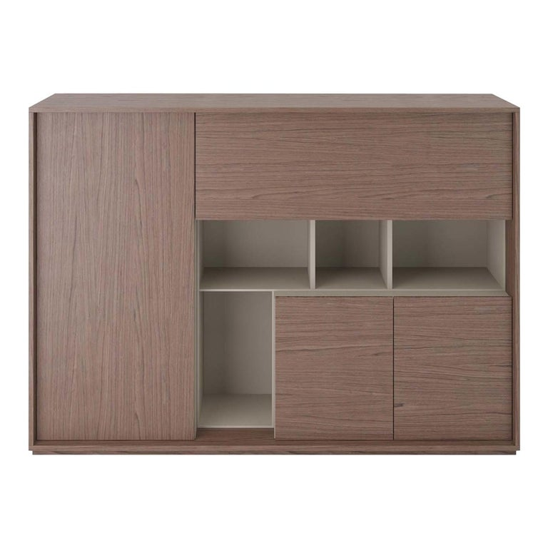 Sessanta Tall Sideboard For Sale