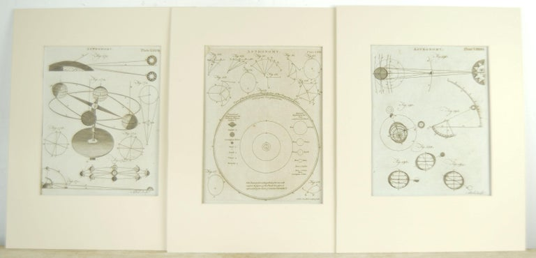Late 18th Century Set 24 18th Century Astronomy Prints by A.Bell For Sale