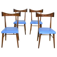 Set 4 Mid-Century Modern Paul McCobb Planner Group Dining Chairs for Winchendon