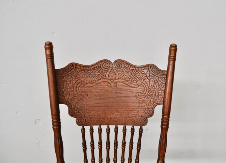 Early 20th Century Set of Ashwood Chairs, Austria, 1920s For Sale