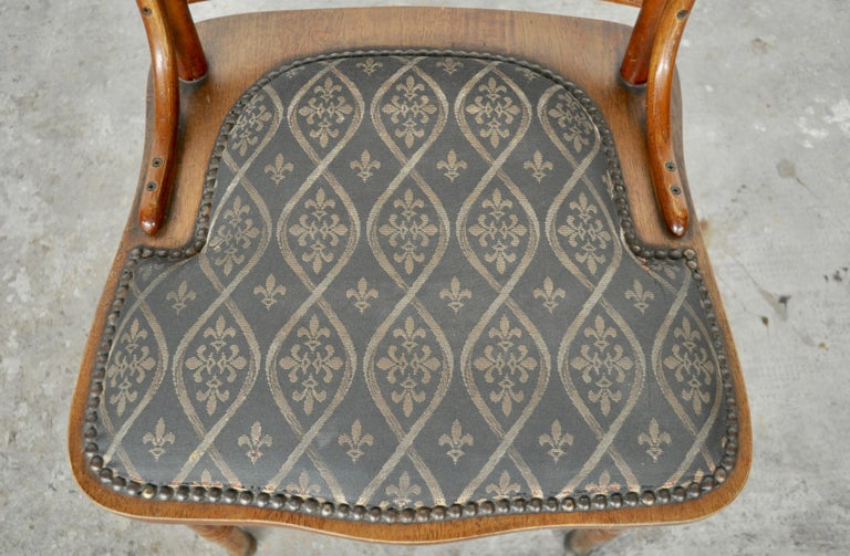 Set of Ashwood Chairs, Austria, 1920s For Sale 2