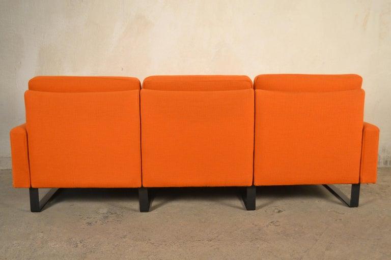 Design set by Friedrich Wilhelm Moller, 1960s In Good Condition For Sale In Mazowieckie, PL