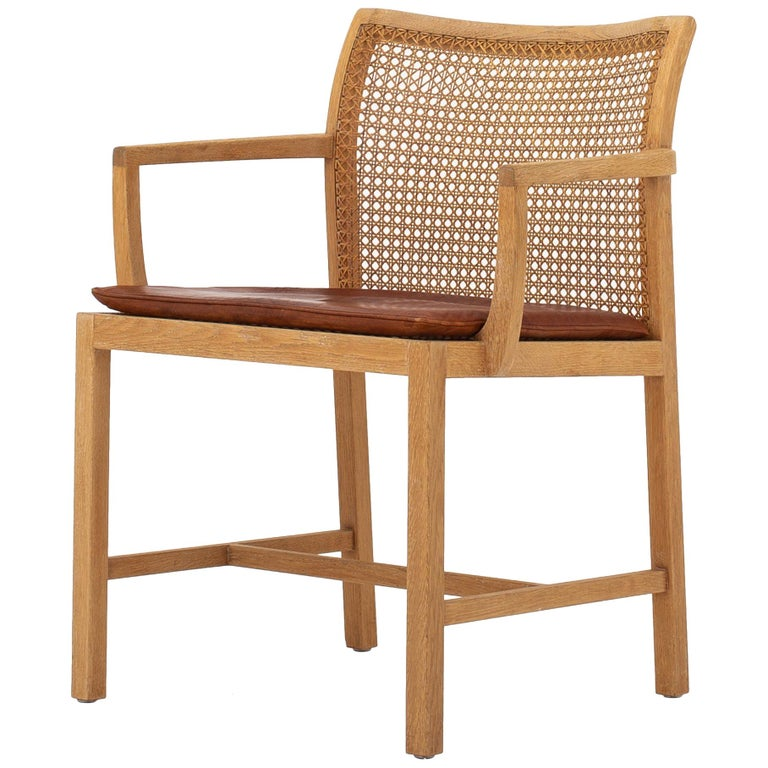 Set of 10 Armchairs by Ditte Heath