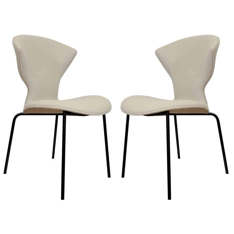 Set of 10 Dangle and Defrance Chairs For Sale