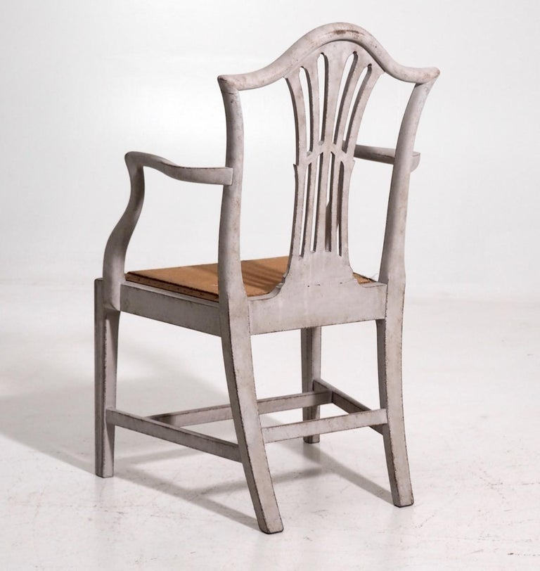 Set of 10 European Chairs, 19th Century For Sale 7