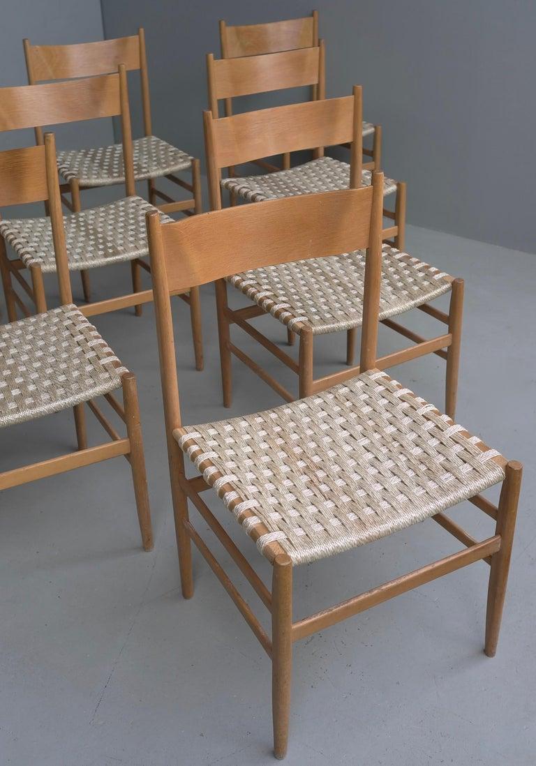 Italian Set of 10 Plywood
