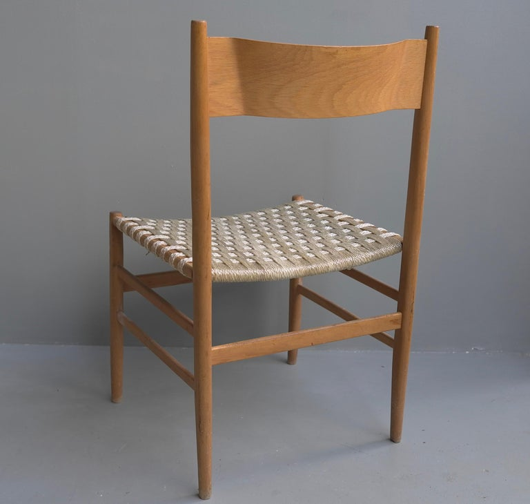 Mid-20th Century Set of 10 Plywood