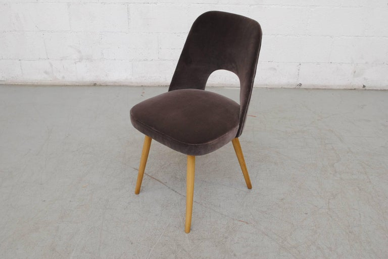 Set of Ten Thonet Barrel Chairs For Sale 1
