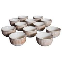 Set of 12 Bowls