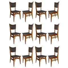 Set of 12 Dining Chairs by Maple & Cie