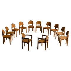 Set of '12' Dining Chairs by Rainer Daumiller, Denmark, circa 1970