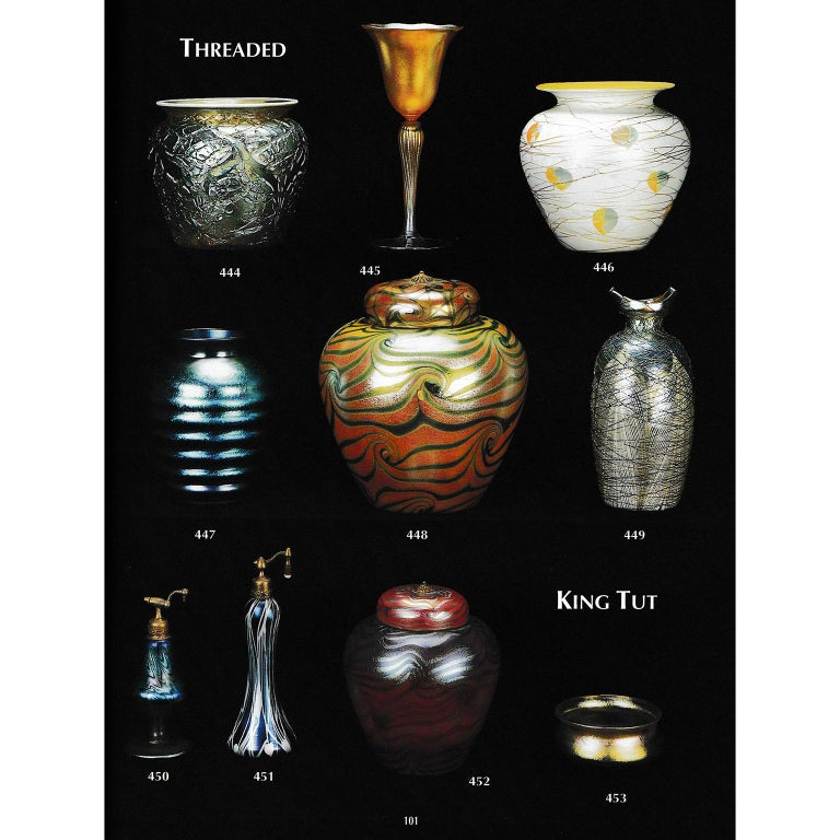 Set of 12 Durand Gold Lustre Art Glass Water Goblets For Sale 3