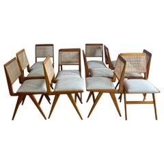 Set of 12 Iconic Chairs by Martin Eisler
