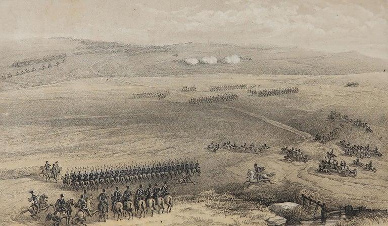 Set of 12 Original Antique Prints of the Crimean Wars, circa 1860 2