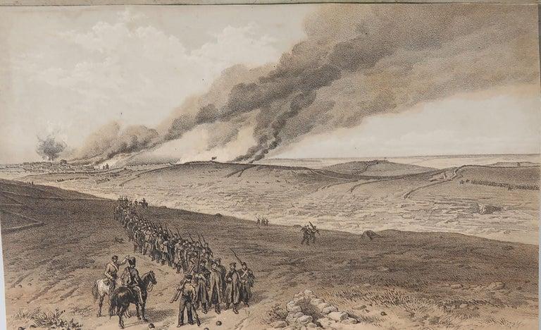Other Set of 12 Original Antique Prints of the Crimean Wars, circa 1860
