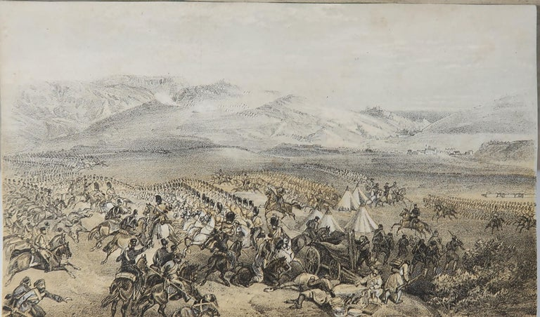 Set of 12 Original Antique Prints of the Crimean Wars, circa 1860 In Good Condition In St Annes, Lancashire