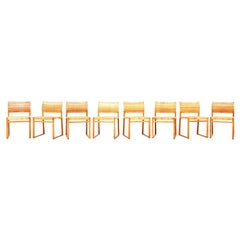 Set of 14 Danish Dining Chairs by Børge Mogensen for Fredericia in Oak, Denmark