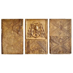 Set of 18th Century Spanish Carved Panels