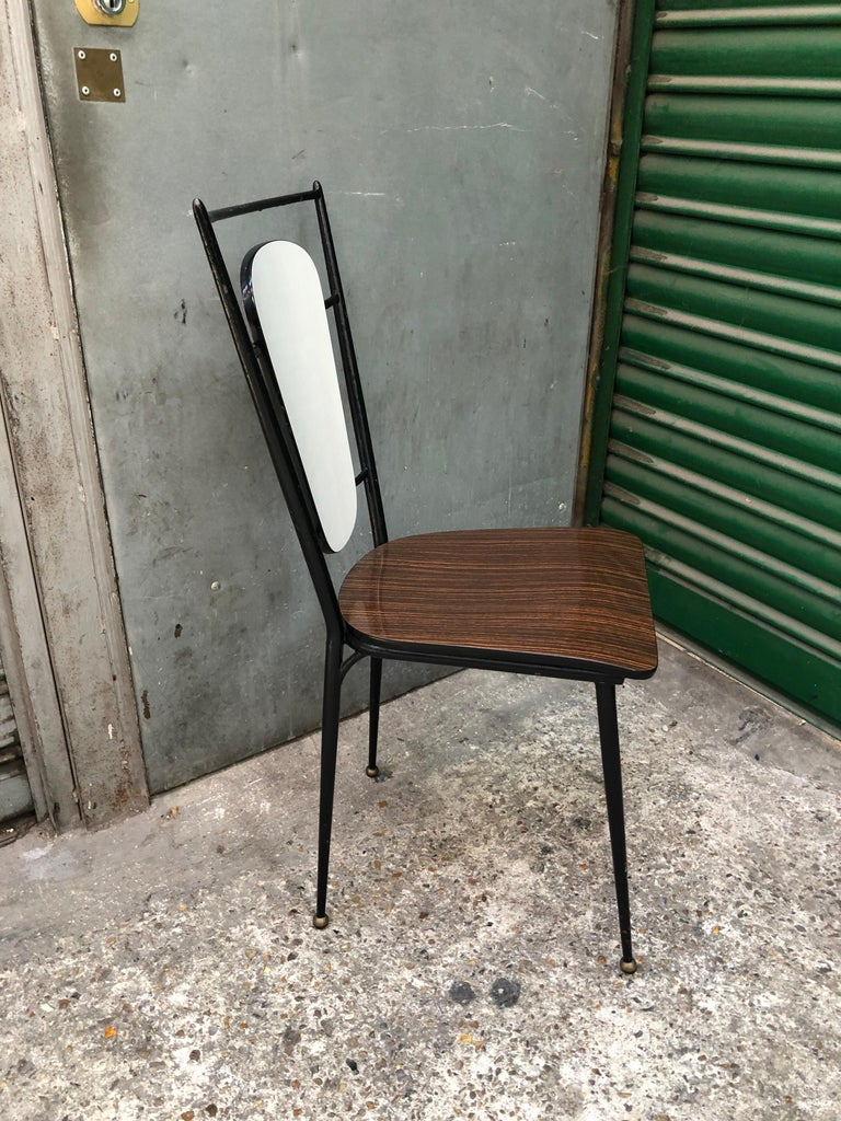Modern Set of 1960 Chairs For Sale