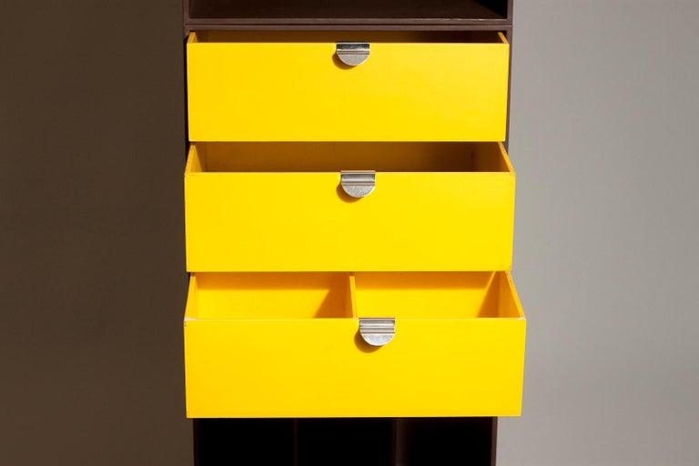 Set of 1960s Storage Box Units by Ristomatti Ratia for Treston Oy, Finland For Sale 2