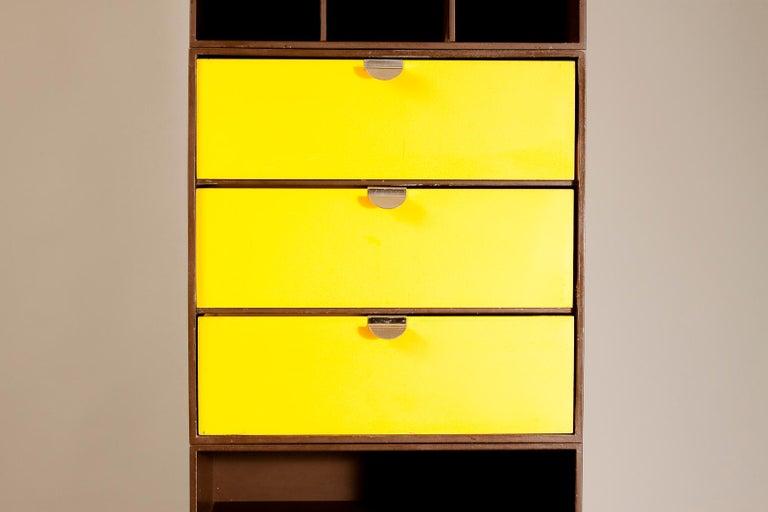Set of 1960s Storage Box Units by Ristomatti Ratia for Treston Oy, Finland In Good Condition For Sale In Turku, FI