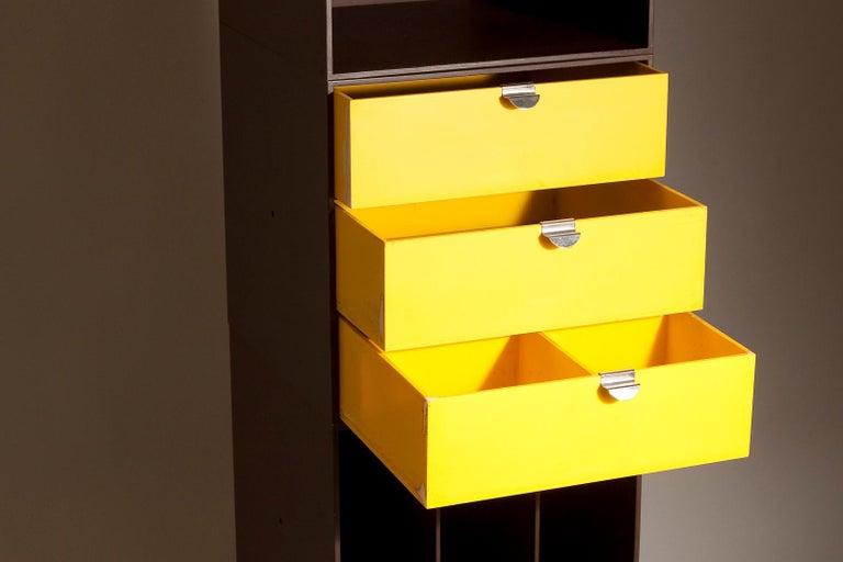 Set of 1960s Storage Box Units by Ristomatti Ratia for Treston Oy, Finland For Sale 1