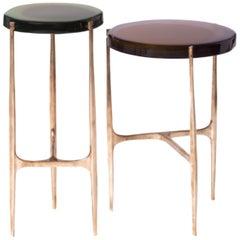 Set of 2 Agatha Coffee Table by Draga & Aurel