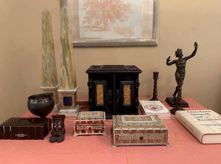 20th Century Set of 2 Anglo Indian Boxes For Sale