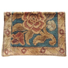 Set of '2' Antique Tapestry Fragments
