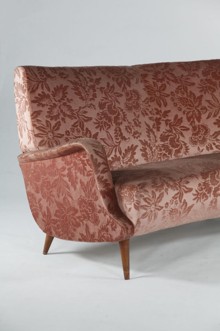 Set of 2 Armchairs and 1 Sofa from
