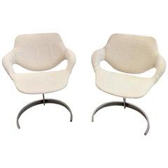 Set of 2 Boris Tabacoff Chairs