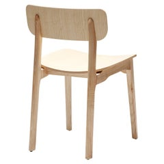 Set of 2 Cacao L Chair by Dario Delpin