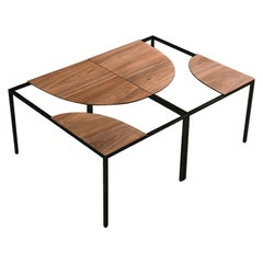 Set of 2 Creek Coffee Table by Nendo