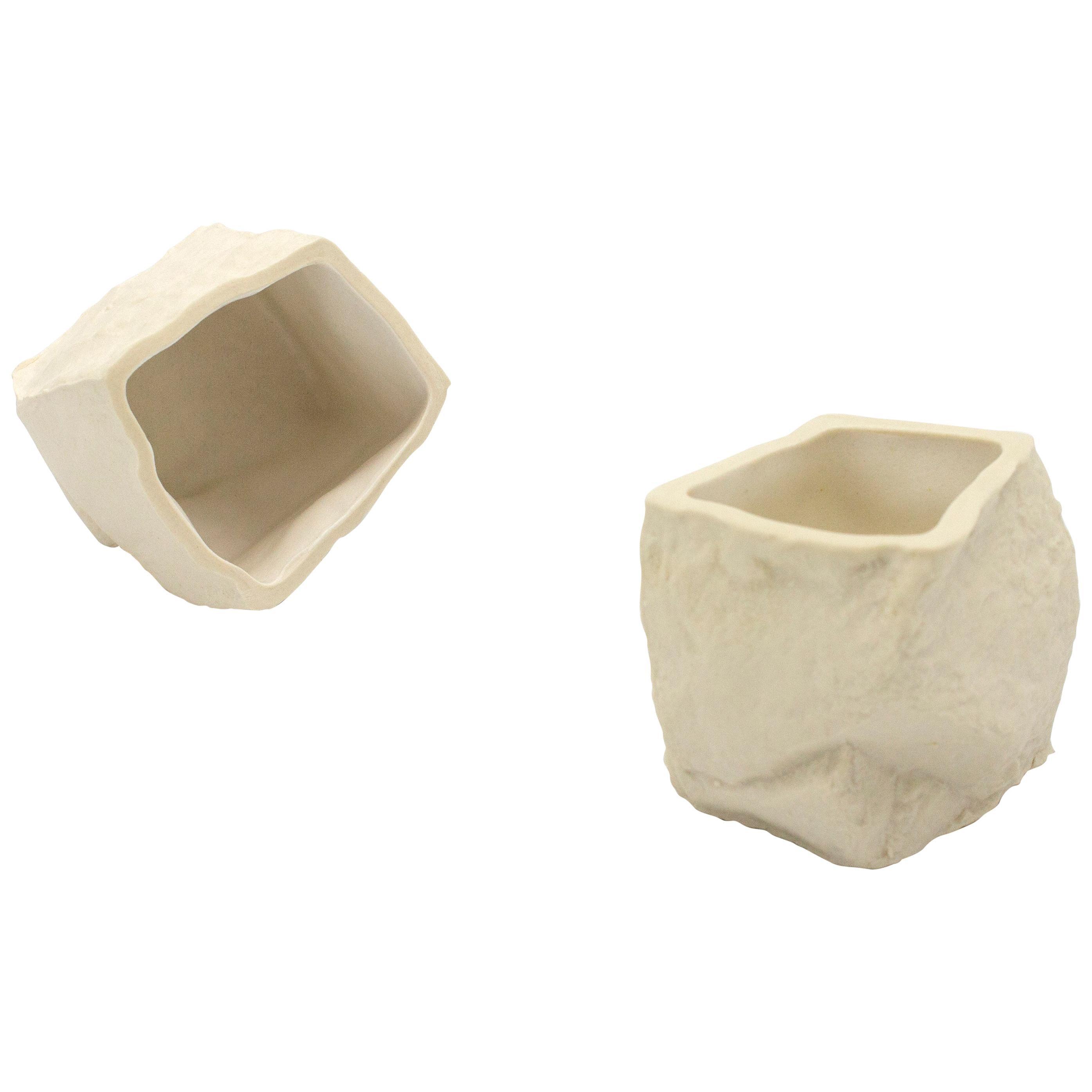 Set of 2 Cups by Craig Barrow