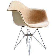 Set of 2 DAR Chairs by Charles & Ray Eames for Herman Miller by Zenith Plastics