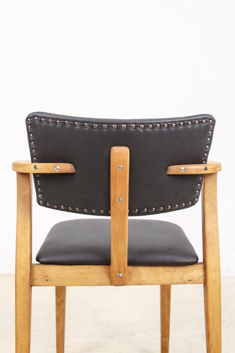 Finnish Set of 2 Domus Armchairs by Ilmari Tapiovaara, Finland For Sale