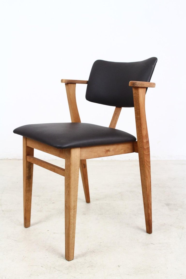 Set of 2 Domus Armchairs by Ilmari Tapiovaara, Finland In Good Condition For Sale In Budapest, HU